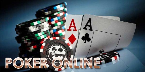 Situs Judi Poker Online Terpercaya Dapat bonus Gratis 100%